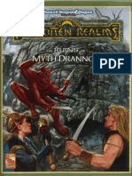 TSR 1084 - The Ruins of Myth Drannor