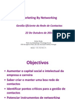 Marketing by Networking @CDP