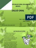 Promover Salud Oral en jardín ifantíl.pptx
