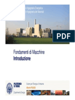 Fondamenti di machine