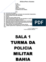 20 DICAS PARA O SUCESSO.doc