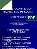 1-pengenalan kpd bidang ilmu psikologi