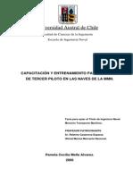 Capacitacion y Entrenamiento Personal Tripulante.pdf