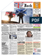 Union Jack News – September 2014