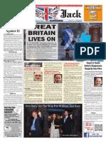 Union Jack News – October 2014