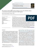 Graded Expression BMPs in ZF Ramel & Hill _ 2014 _ Dev Biol _ 378