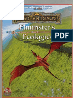 TSR 1111 - Elminster's Ecologies Boxed Set