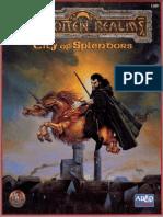TSR 1109 - City of Splendors