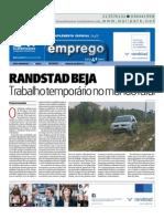 Randstad Beja | Conheça a Realidade do Trabalho Temporário Rural | Artigo de Nuno Croca | Diário de Notícias