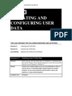 70-687 MLO Lab 03 Worksheet Chapter 3