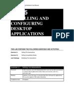 70-687 MLO Lab 05 Worksheet Chapter 5