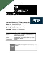 70-687 MLO Lab 10 Worksheet Chapter 9