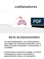BRONCODILATADORES.pptx