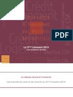 Observatoire Crédit Logement CSA