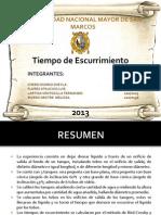 8 Tiempo de Escurrimiento.pdf
