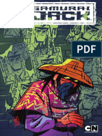 Samurai Jack #13 Preview