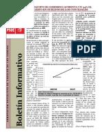 Boletín Informativo Nº 6. Septiembre 2014