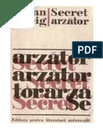 Stefan Zweig - Secret Arzator (v1.0)