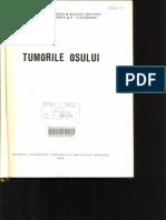 Tumorile osului-I. Pană, A. Voinea, Rovenţa Nicolina, Gh. Filipescu, N. Gorun, M. Vlădăreanu - Tumorile osului, Ed. Med., Buc., 1984