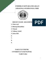 Otonomi Daerah Dalam Kerangka Negara Kesatuan Republik Indonesia[1]