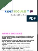 Redes Sociales y su seguridad.pptx