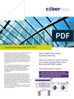 SAP-BPC Smarter Planning