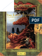 TSR 1149 - The Last Tower - The Legacy of Raistlin