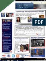 John Dennis Newsletter (Issue 1, 122209)