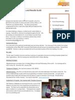 guild newsletter oct 2013