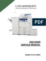 ricoh b222 b224 aficio mp c3500 mp c4500 parts service manual rh scribd com Ricoh Printers Ricoh SP 6330N