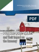 Propane Impact on the Economny Sept 2014 Joint Economic Committee