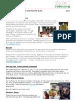 guild newsletter feb 2014