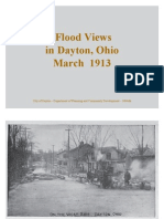 1913 Flood Views Dayton Ohio