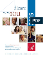 2015 medicare and you official medicare handbook