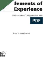 ~Веб-дизайн - Элементы опыта взаимодействия