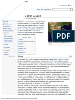 Coyame UFO Incident - Wikipedia, The Free Encyclopedia