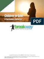 Breakway-Grief Curriculum Sample