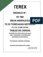 Tabla de Carga en Español RT 780.pdf