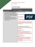 research lesson plan template seminar fall2014