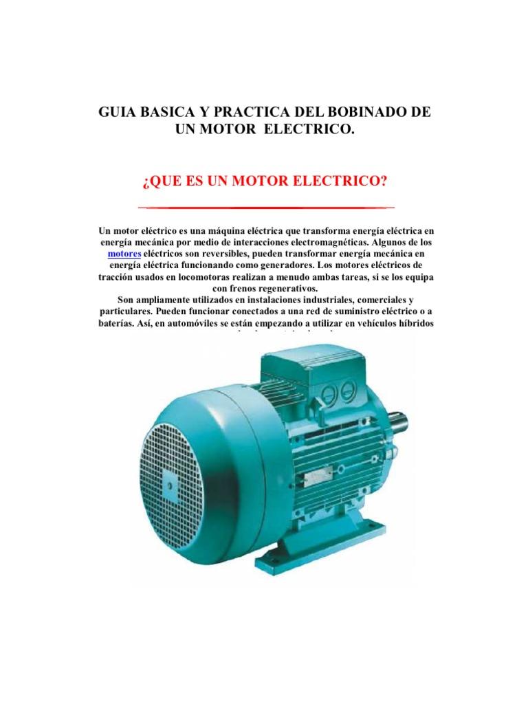 47130486 guia practica del bobinado de for Guia mecanica de cocina pdf