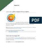 Cómo Hacer Una Imagen ISO