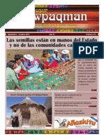 Revista Conosur Ñawpaqman 153