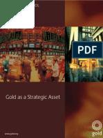 Gold as a Strategic Asset