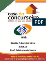 Aula11_INSS.Recife2014_DireitoAdministrativo_CristianoDeSouza.pdf