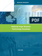 Algal Biofuels Roadmap
