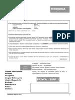 UNITAU - PROVA _ MEDICINA _ TIPO - 1.pdf