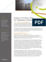 IndustrySolution Foxboro IASeriesDCSForFeedwaterControlSystems 04-11