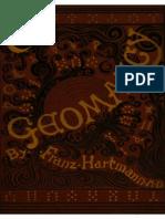Franz Hartmann - The Principles of Astrological Geomancy