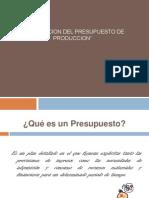 Planificación de Presupuesto de producción.pptx