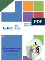 ética y legislación para ingenieros